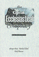 The Great Ecclesiastical Conspiracy Cover